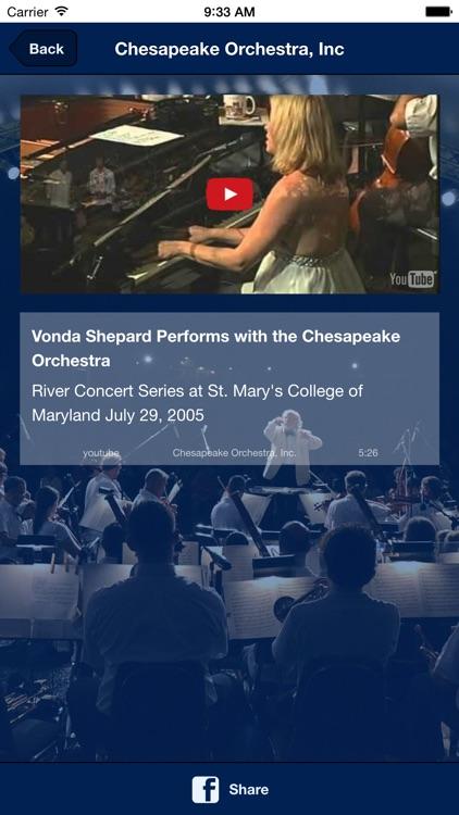 Chesapeake Orchestra screenshot-3