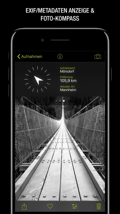 Screenshot for ProCamera. in Germany App Store