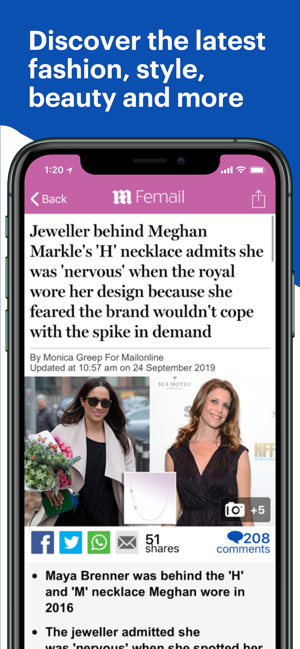 is the mail online app free