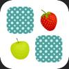 download Fruits Pair Simple Memo