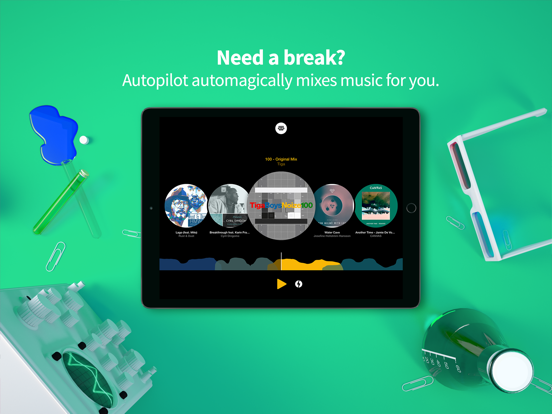 Pacemaker - Create your mix. Instantly! screenshot