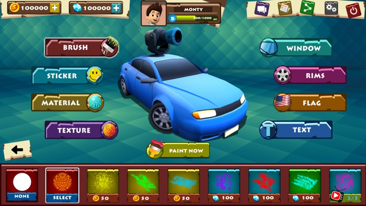 Cars Combat Off Road Drive screenshot-3