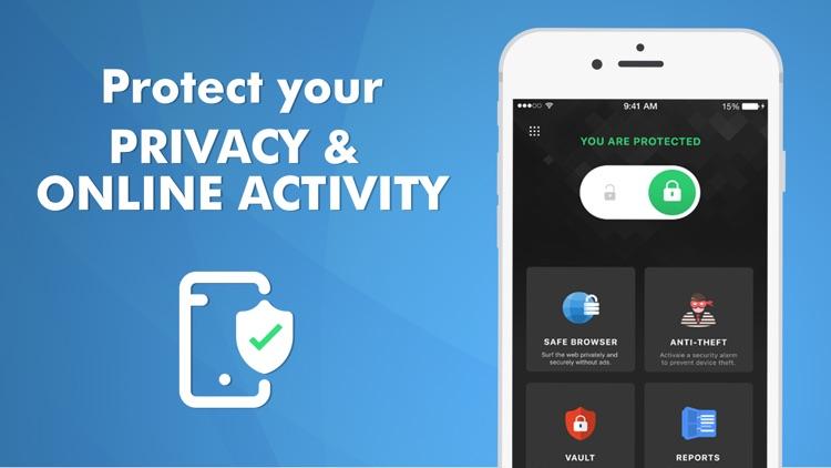 Mobile Security Secure Web VPN