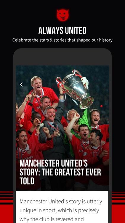 Manchester United Official App screenshot-8