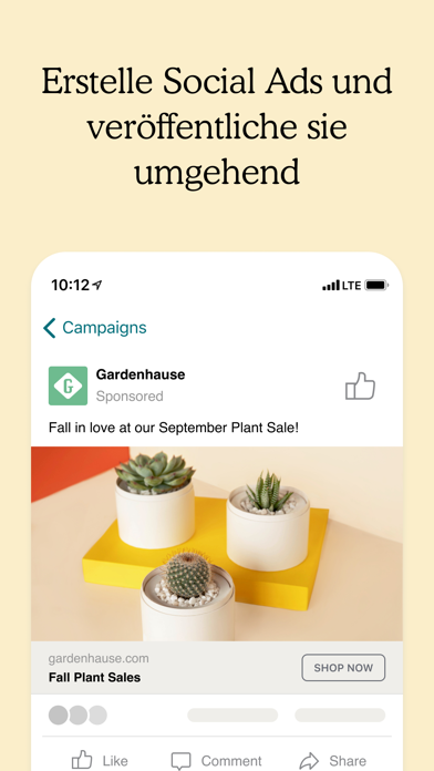 Mailchimp Marketing & CRMScreenshot von 5