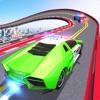 Police Mega Ramp Car Stunts 3D