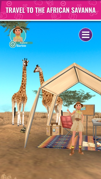 Barbie™ World Explorer screenshot 3