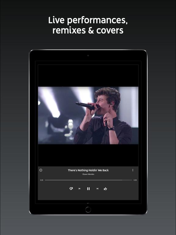 YouTube Music-ipad-2