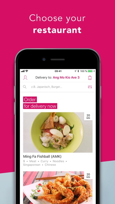 Screenshot for foodpanda - Food Delivery in Pakistan App Store