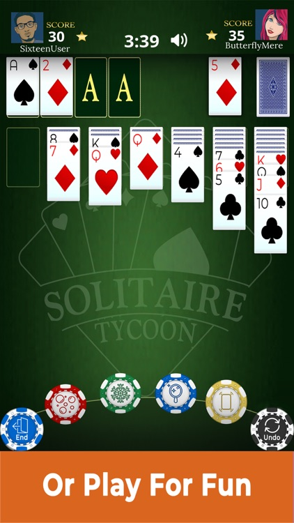 Solitaire Tycoon Card Game screenshot-3