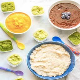 Baby Food Recipes (Home-made)