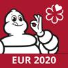 ViaMichelin - MICHELIN Guide Europe 2020 kunstwerk