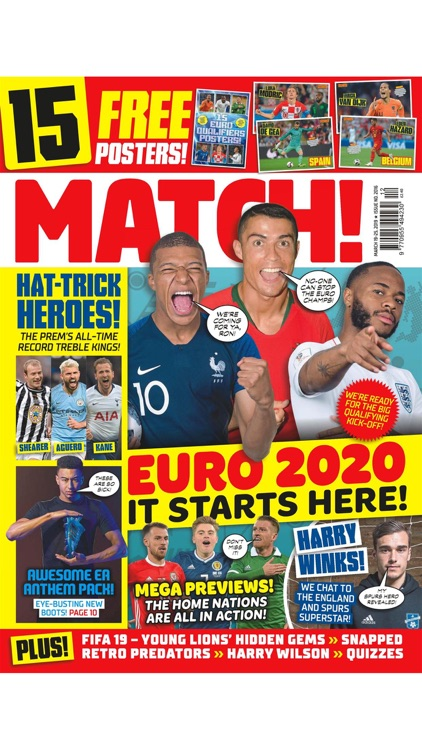 Match Magazine screenshot-0