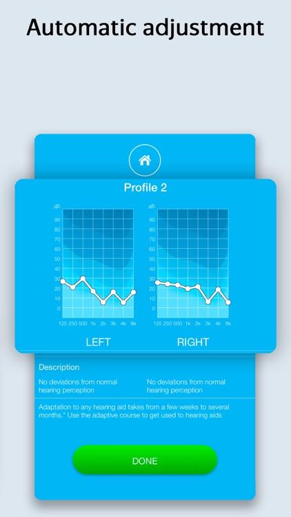 Petralex Hearing Aid App screenshot-4