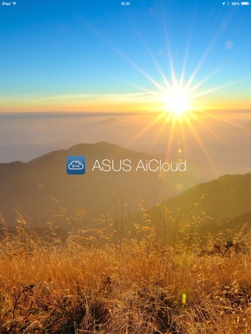 ASUS AiCloud - náhled