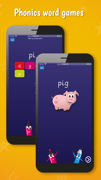 PocketPhonics Stories