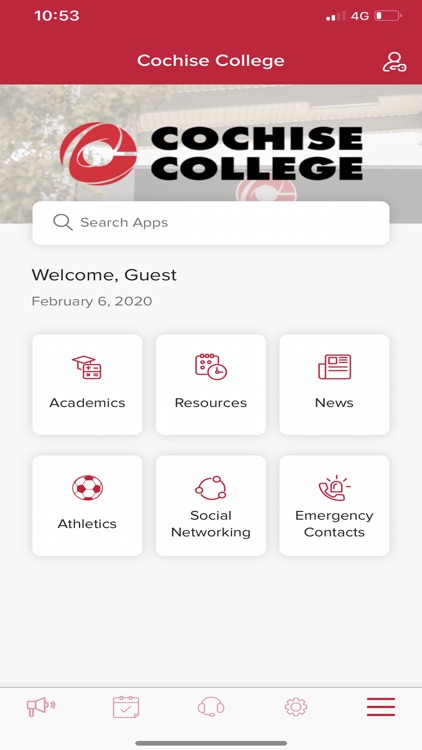 Cochise College screenshot-1