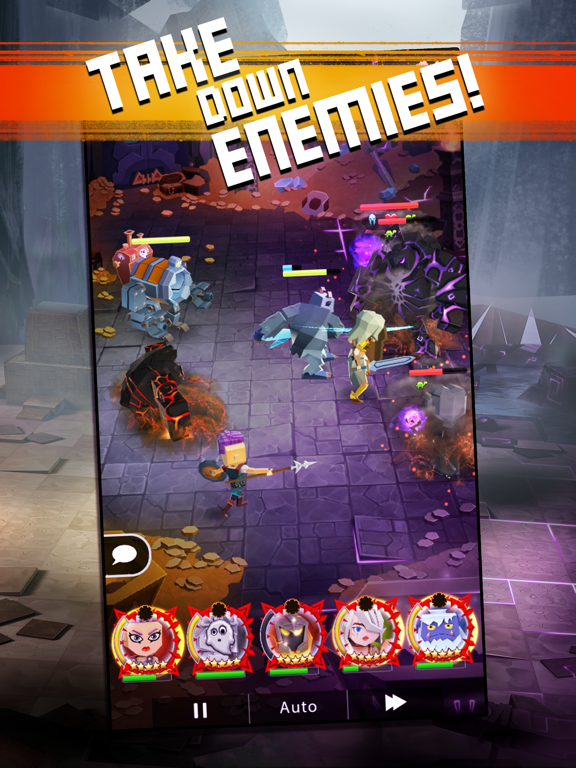 Portal Quest iPad app afbeelding 2