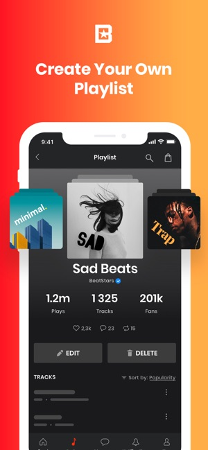 BeatStars - Instrumental Beats on the App Store