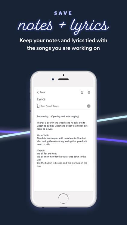 Song: The Chord Resolution App screenshot-6