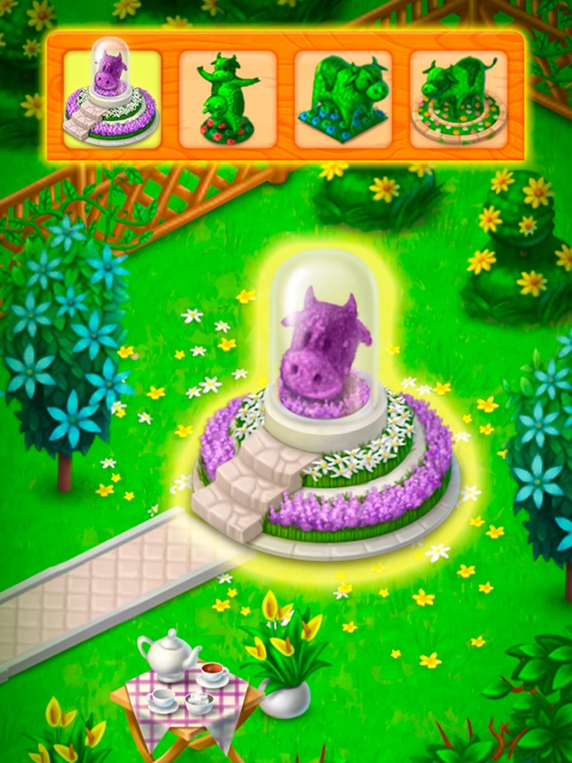 Granny's Farm: Match-3 Game on the App Store