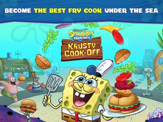 SpongeBob: Krusty Cook-Off screenshot 6