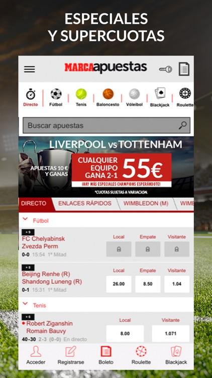 Marca - Apuestas Deportivas screenshot-3