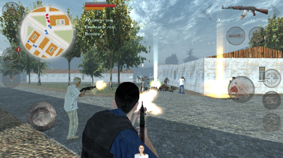 Screenshot from Occupation VR