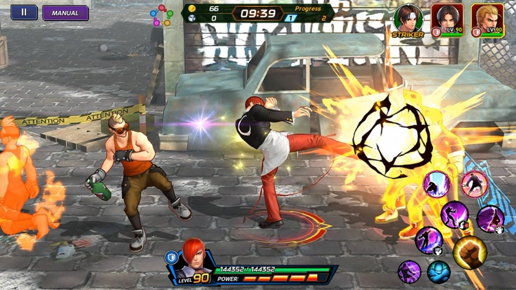 The King of Fighters ALLSTAR screenshot-0