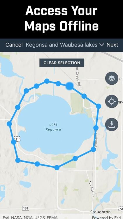 Fishidy: Fishing Maps App screenshot-5