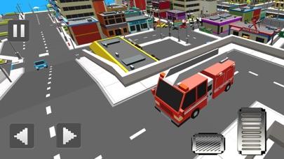 ブロッキー消防車と救急車のおすすめ画像4