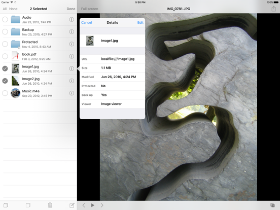 USB Disk Screenshots