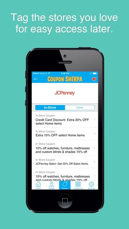 Coupon Sherpa: Deals & Savings screenshot-3