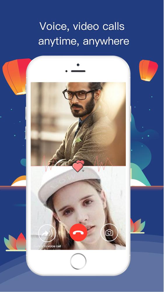 Cam chat für iphone