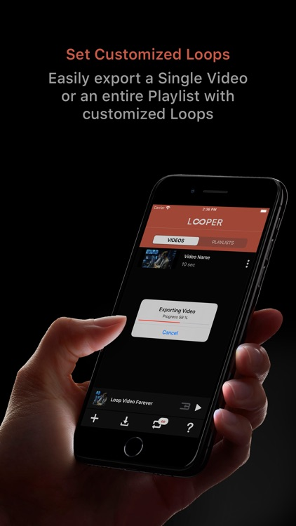 Looper screenshot-1