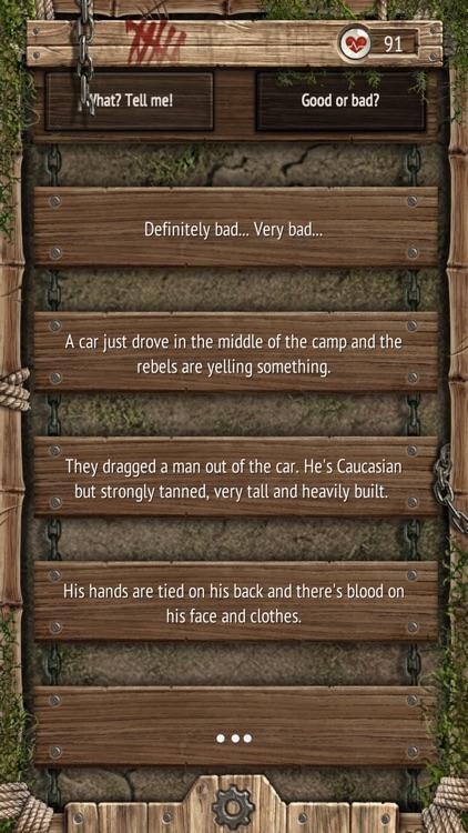 The Hostage screenshot-8