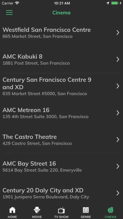 HD Movies - Play Movie Trailer screenshot-4