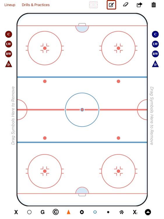 Hockey ClipPad