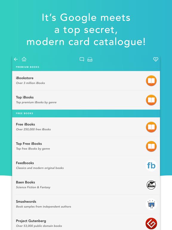 eBook Search Pro - Book Finder Screenshots
