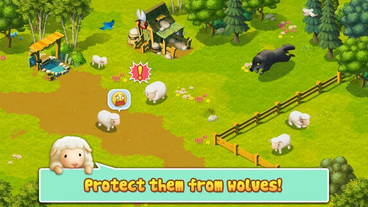 Tiny Sheep : Pet Sim on a Farm