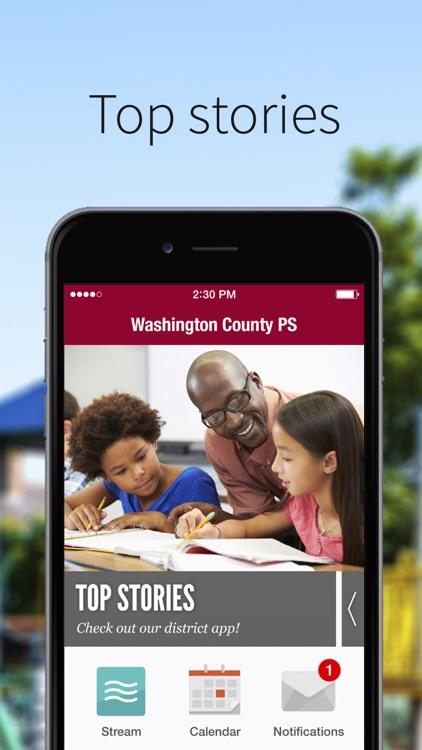 Washington County PS