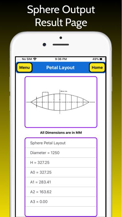 Petal Layout screenshot 6