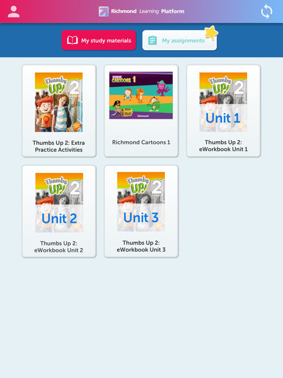 Richmond Learning Platform screenshot 4