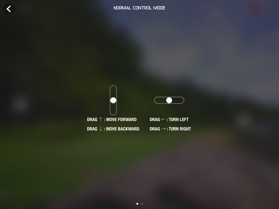 Game Controller Jumping Sumo screenshot 18