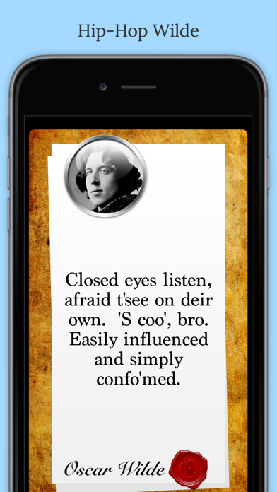 Screenshot #3 pour Texts From Oscar Wilde