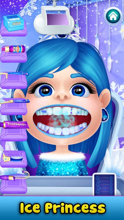 Dentist Care Games