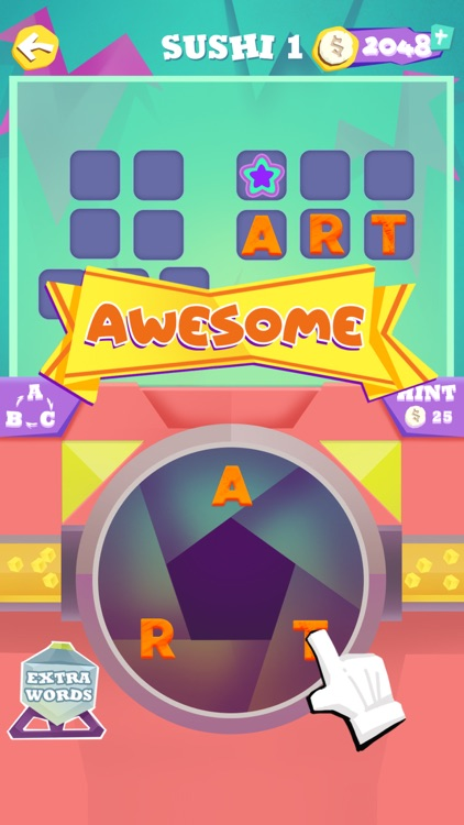 Sugar Word screenshot-2