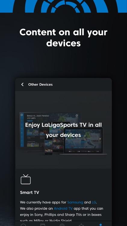 LaLiga Sports TV On Demand screenshot-7