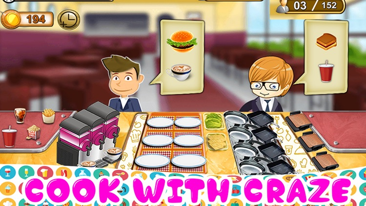 Fast Food Cooking Journey screenshot-3