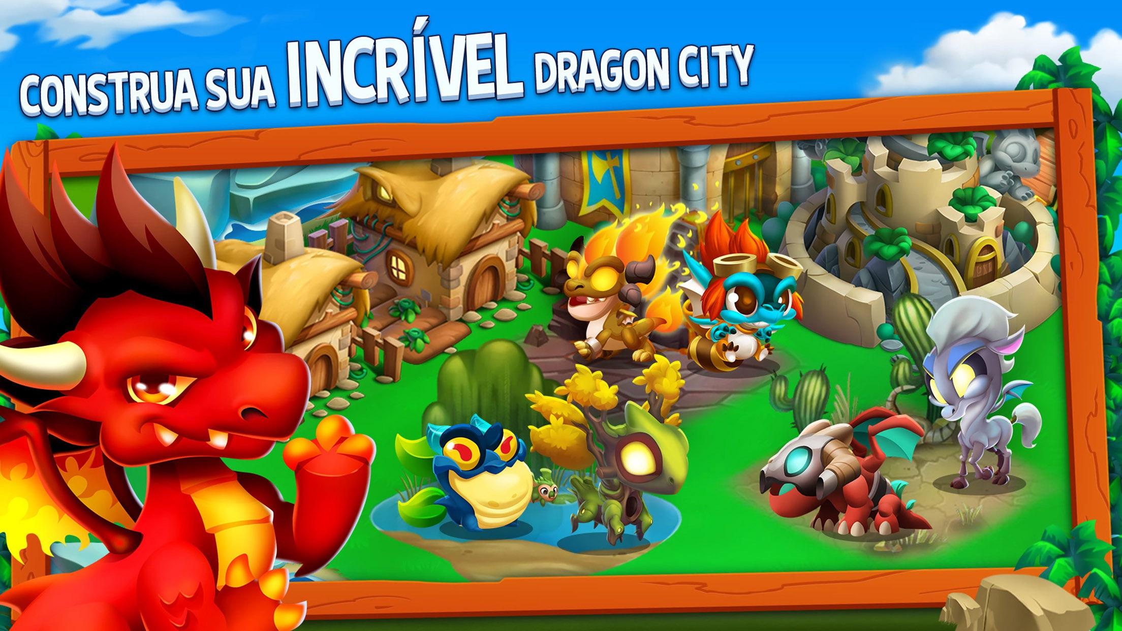 Dragon City Mobile Screenshot